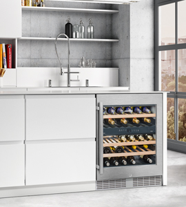 Built - in Wine Cooler