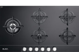Gas On Glass Hobs